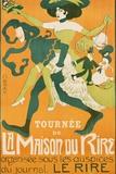 La Maison Du Rire Poster Photographic Print