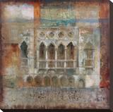 Pieces Of Tuscany III Toile tendue sur châssis par  Douglas