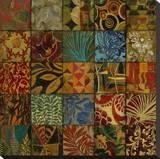 Mosaic I Toile tendue sur châssis par  Douglas