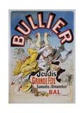 Bullier Poster Lámina giclée por Jules Chéret
