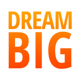 Dream Big Stampa