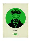 Bad Poster 1 Giclée-Premiumdruck von Anna Malkin