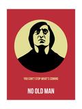 No Old Man Poster 1 Premium Giclee Print by Anna Malkin