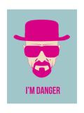 I'm Danger Poster 2 Giclée-Premiumdruck von Anna Malkin