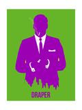 Draper Poster 1 Poster von Anna Malkin
