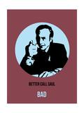 Bad Poster 5 Giclée-Premiumdruck von Anna Malkin