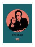 Bad Poster 6 Giclée-Premiumdruck von Anna Malkin