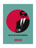 Anchor Poster 1 Art by Anna Malkin