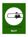Bullitt Poster 2 Premium Giclee-trykk av Anna Malkin