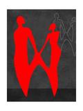 Red Couple 2 Posters tekijänä Felix Podgurski