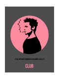 Club Poster 1 Poster von Anna Malkin