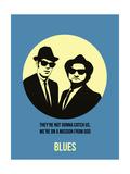 Blues Poster 2 Posters af Anna Malkin