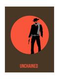 Unchained Poster 1 Print van Anna Malkin