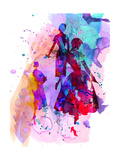 Fashion Models 6 Print van Irina March