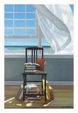 Beach Scholar Prints by Karen Hollingsworth