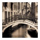 Ponti di Venezia No. 1 Poster von Alan Blaustein