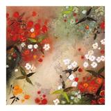 Gardens in the Mist XII Art by Aleah Koury