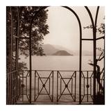 Vista di Lago No. 1 Prints by Alan Blaustein