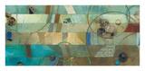 Of This World No. 18 Kunstdruck von Aleah Koury