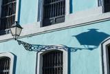 Old Town of San Juan Fotografisk trykk av Michael Runkel