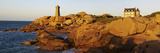 Pointe De Squewel and Mean Ruz Lighthouse Photographic Print by  Tuul