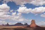 Monument Valley Navajo Tribal Park, Utah, United States of America, North America Impressão fotográfica por Richard Maschmeyer