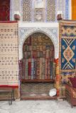 Carpet Shop in Marrakech Souks, Morocco, North Africa, Africa Premium fotografisk trykk av Matthew Williams-Ellis