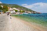 Bol Town and the Crystal Clear Adriatic Sea, Brac Island, Dalmatian Coast, Croatia, Europe Reproduction photographique par Matthew Williams-Ellis