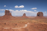 Monument Valley Navajo Tribal Park, Utah, United States of America, North America Impressão fotográfica por Richard Maschmeyer