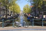 Amsterdam, Netherlands, Europe Fotografie-Druck von Amanda Hall