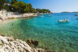 Adriatic Sea, Hvar Island, Dalmatian Coast, Croatia, Europe Reproduction photographique par Matthew Williams-Ellis