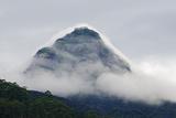 Adams Peak, Sri Lanka, Asia Photographic Print by Christian Kober
