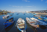Harbour Seafront, Bari, Puglia, Italy, Europe Photographic Print by Christian Kober