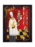 Fromage Giclee Print by Jennifer Garant