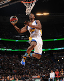 2014 Sprite Slam Dunk Contest: Feb 15 - Harrison Barnes Photographie par Andrew Bernstein