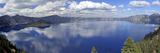 Panoramic View of Crater Lake, Oregon, USA Impressão fotográfica por Mark Taylor