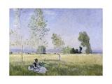 L'ete (Summer) Giclée-Druck von Claude Monet