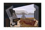 La Fenetre Ouverte (The Open Window) Impressão giclée por Juan Gris