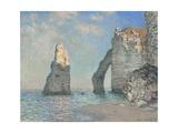 The Cliffs at Etretat Impressão giclée por Claude Monet
