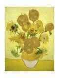 Tournesols Reproduction procédé giclée par Vincent van Gogh