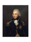 Horatio Nelson Giclée-vedos tekijänä Lemuel Francis Abbott