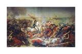 Battle of Aboukir, July 25, 1799 Giclee Print by Antoine-Jean Gros