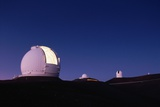 W. M. Keck Observatory Photographic Print by Roger Ressmeyer