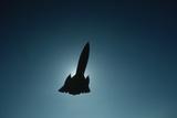 SR-71 in Flight Fotografie-Druck von Roger Ressmeyer