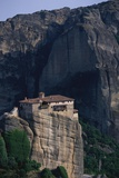 Varlaam Monastery in Greece Photographic Print by Paul Souders