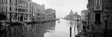Buildings Along a Canal, View from Ponte Dell'Accademia, Grand Canal, Venice, Italy Fotoprint