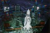 Space Shuttle Buran Fotografie-Druck von Roger Ressmeyer