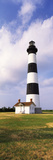 Low Angle View of a Lighthouse, Bodie Island Lighthouse, Bodie Island Photographic Print
