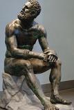 Boxer Attributed to Apollonius Photographic Print