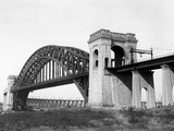 The Hell Gate Bridge in New York City Photographic Print